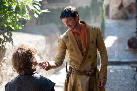Game of Thrones's Pedro Pascal Joins Netflix's Narcos