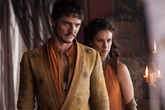 Game of Thrones - Oberyn Martell and Elia Sand
