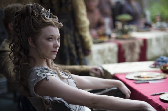 Game of Thrones - The Lion and the Rose