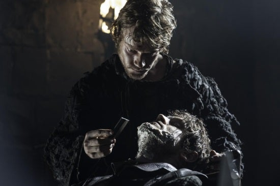 Reek and Ramsay Snow