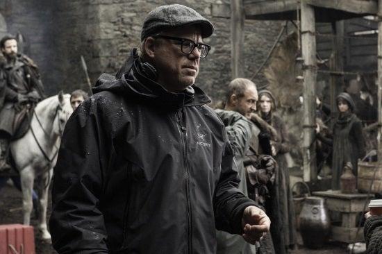 Director Alex Graves