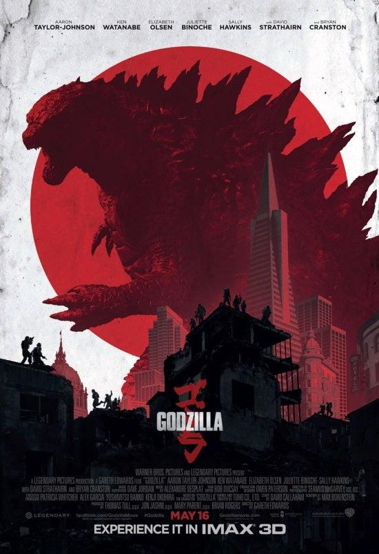 Godzilla IMAX