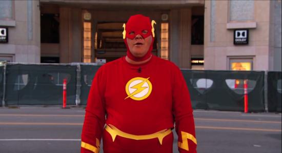 jimmy kimmel overweight flash