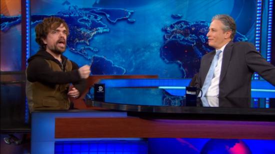 Peter Dinklage Talks Game Of Thrones Phone Throwing