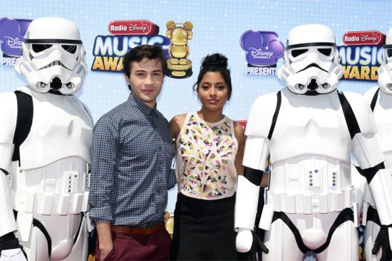Radio Disney Music Awards Stormtroopers
