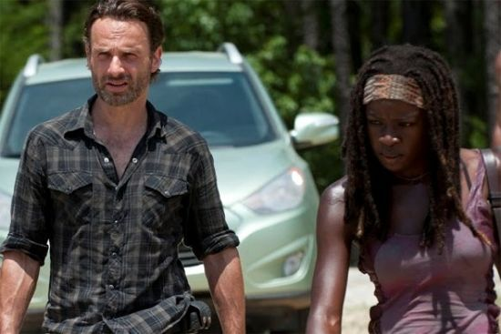 Rick & Michonne Have Baby