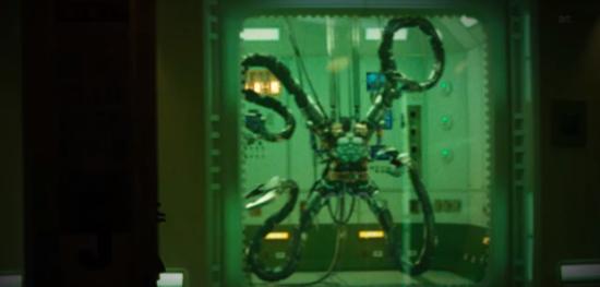 Amazing Spider-Man 2 - Tentacles