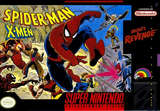 spider-man-and-the-x-men
