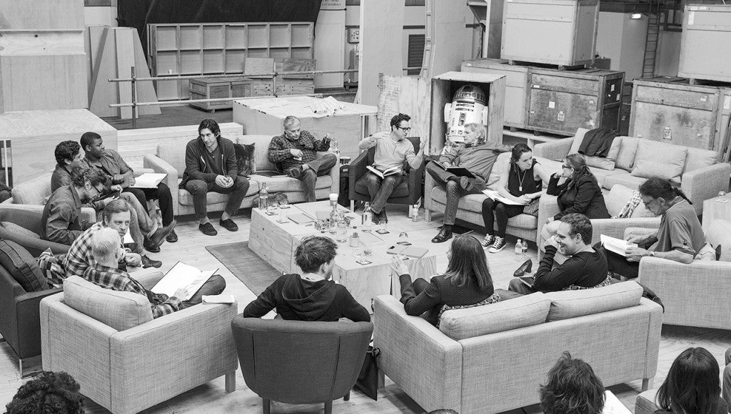 Star Wars Day Video Greetings From J.J. Abrams and Lawrence Kasdan