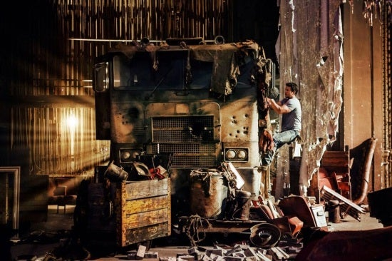 Tranformers: Age of Extinction