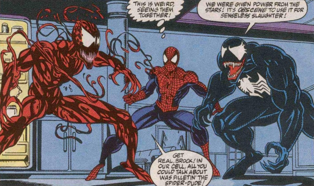 Amazing Spider-Man 2 Viral Site Teases Carnage
