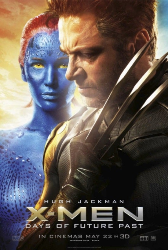 X-Men: Days Of Future Past Character Posters Feature ...