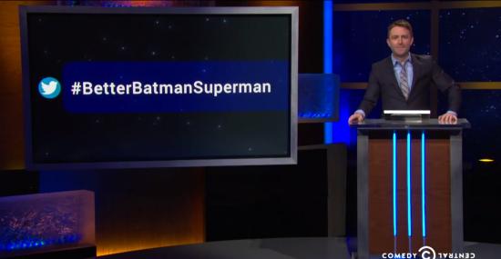 @midnight batman vs superman