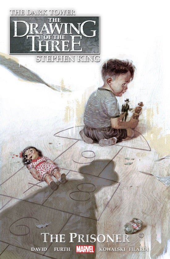 The Dark Tower: The Drawing of the Three - The Prisoner #1