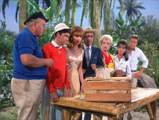 Gilligan's Island Movie Could Have LOST Influence