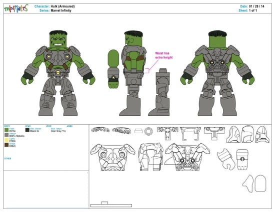 Hulk (Armored)