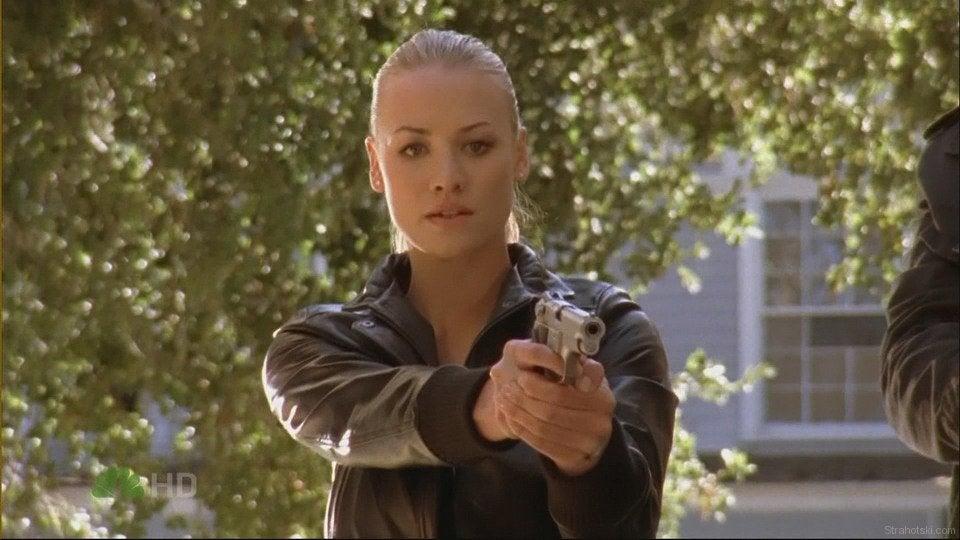 Chuck Star Yvonne Strahovski Thinks A Movie Will Probably Happen By 2020