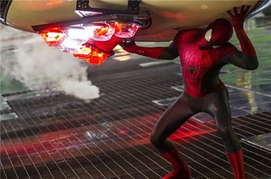 Amazing Spider-Man 2 box office