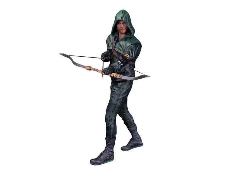 arrow-statue-stephen-amell
