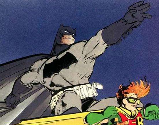 Batman Vs. Superman Batsuit Color