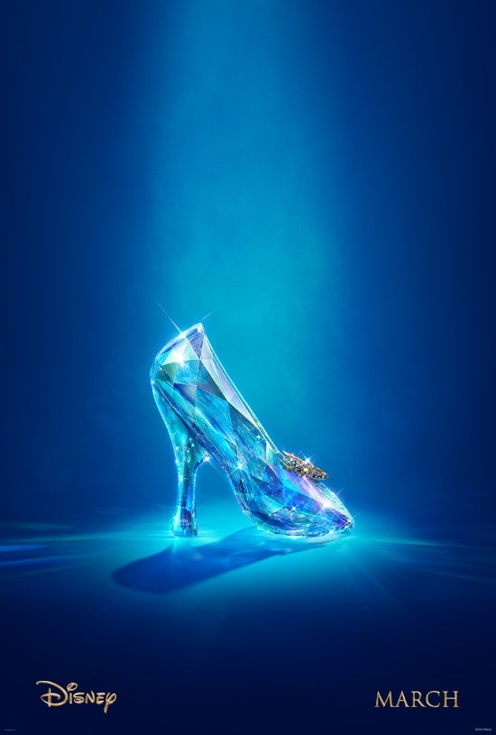 Cinderella Trailer And Poster Released