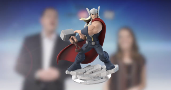 Disney Infinity Marvel Super Heroes - Thor