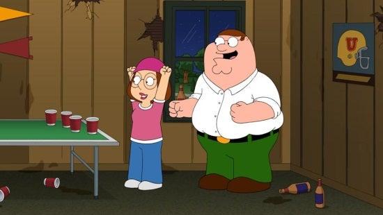 Family Guy - Meg Stinks!