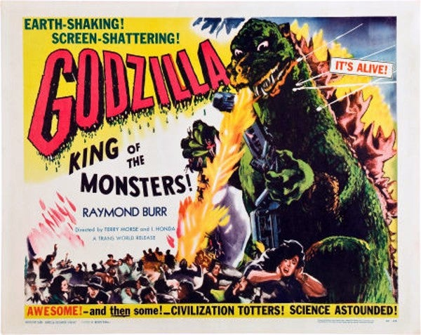 godzilla-king-of-the-monsters-half-sheet-style-b-1956