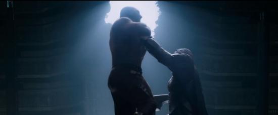 Drax and Ronan