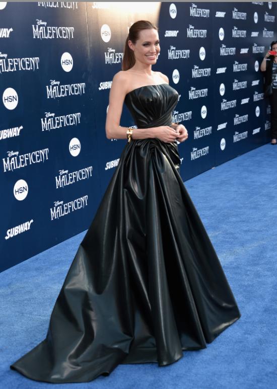 Maleficent premiere - Angelina Jolie