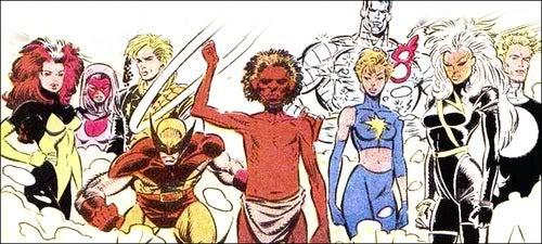 Outback Era X-Men