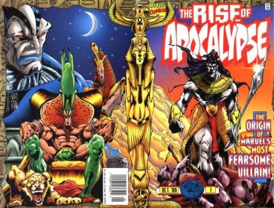 Rise of Apocalypse #1