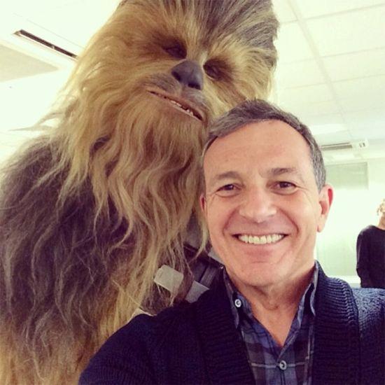 Star Wars Episode VII Chewbacca