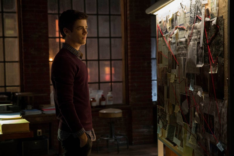 The Flash: Two New Pilot Images Released