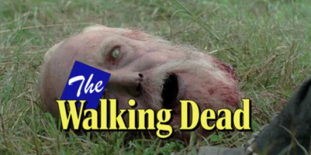 the walking dead eighties style