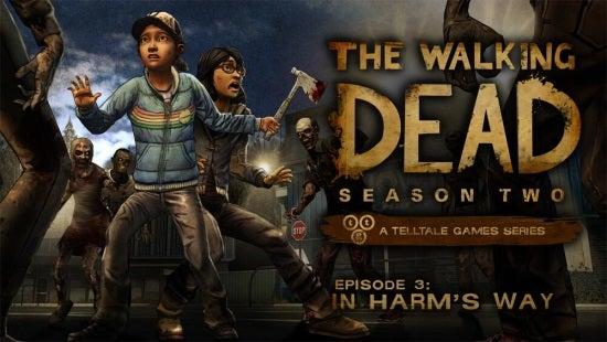 the walking dead season two episode 3 in harm's way