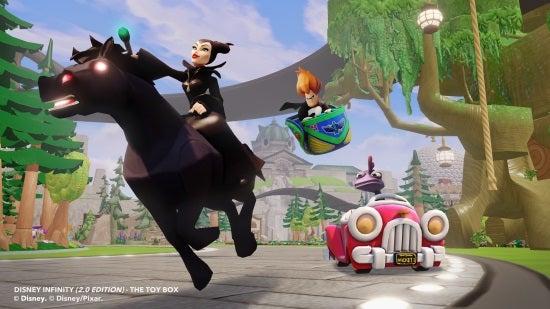 Disney Infinity - Maleficent