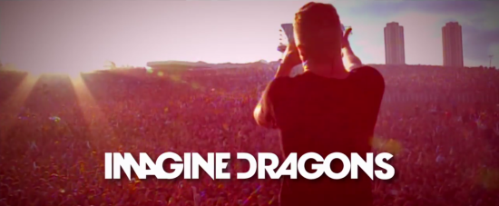 Transformers: Age of Extinction - Imagine Dragons