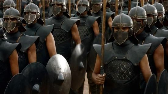 Unsullied Game Of Thrones