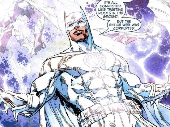 white-batman