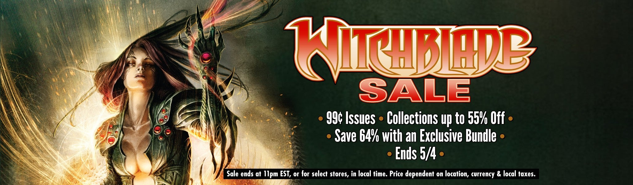 witchblade-sale