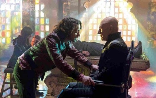 X-Men: Days of Future Past - Professor X