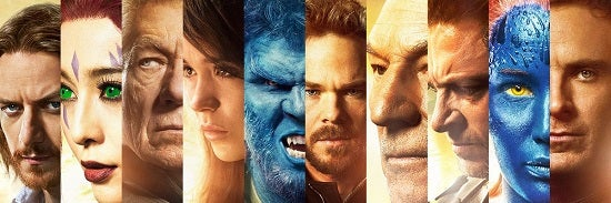 X-Men: Days of Future Past - Livestream the World Premiere Tonight