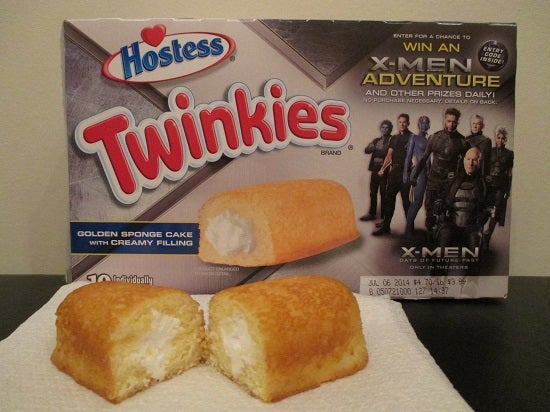 X-Men: Days of Future Past - The Twinkie Experience